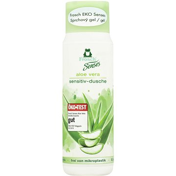 FROSCH Eko Senses Sprchový Gel Aloe Vera 300 ml (4001499943973)
