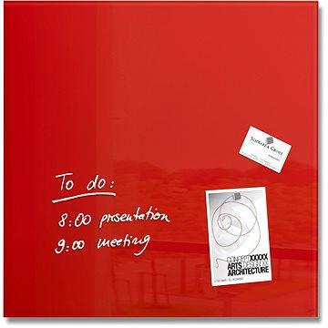 SIGEL Artverum 48x48cm červená (GL114)