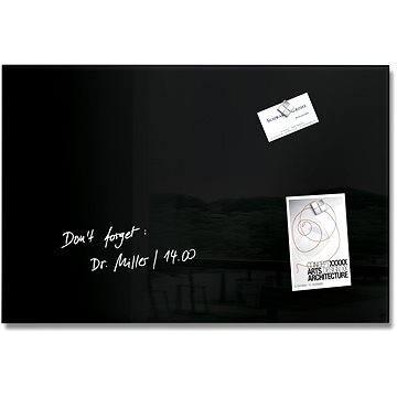 SIGEL Artverum 60x40cm černá (GL120)