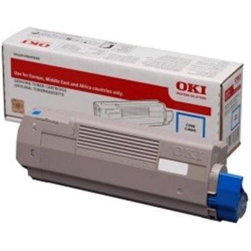 OKI 46507507 azurový (46507507)