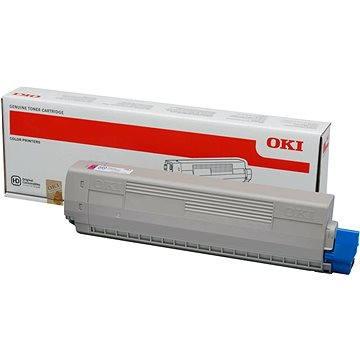 OKI 46443102 purpurový (46443102)