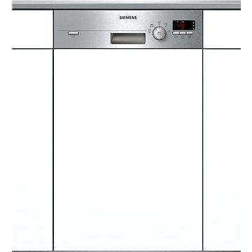 SIEMENS SR55E507EU + ZDARMA Tablety do myčky FINISH All in 1 100 ks