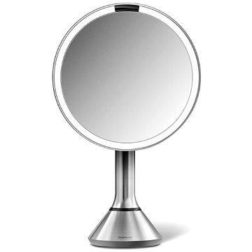 Kosmetické zrcátko Simplehuman Kosmetické zrcátko, Sensor Tru-lux LED osvětlení, 5x zvětšení, dobíjecí (BT1080)
