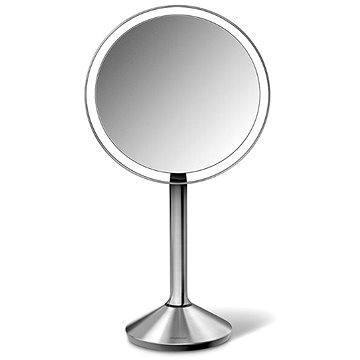 Kosmetické zrcátko Simplehuman Kosmetické zrcátko, Sensor Tru-lux LED osvětlení, 7x zvětšení, dobíjecí (ST3005)