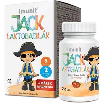 Laktobacily JACK LAKTOBACILÁK IMUNIT tbl.72 (3501138)