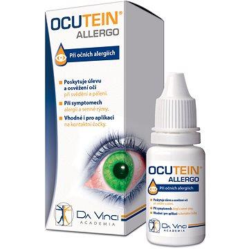 Ocutein ALLERGO oční kapky 15ml DaVinciAcademia (3572535)