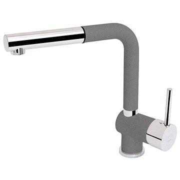 Sinks MIX 3 P 49-72 Croma-Titanium (AVMI3PGR49-72)