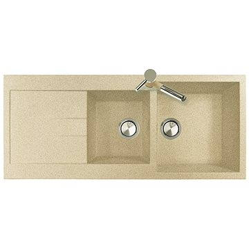 Sinks AMANDA 1160 DUO Avena (8596142005949)