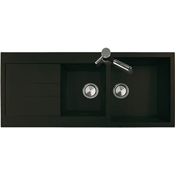 Sinks AMANDA 1160 DUO Marone (8596142005970)
