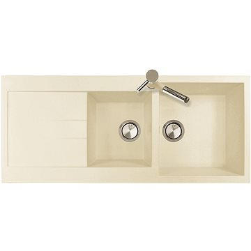 Sinks AMANDA 1160 DUO Sahara (8596142005994)