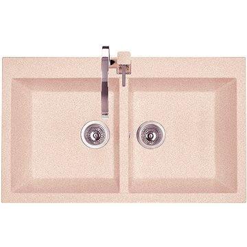 Sinks AMANDA 860 DUO Avena (8596142006175)