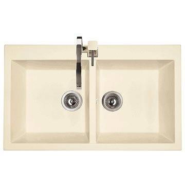 Sinks AMANDA 860 DUO Sahara (8596142006229)