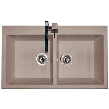 Sinks AMANDA 860 DUO Truffle (8596142006243)