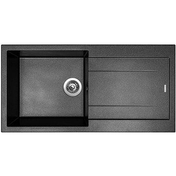 Sinks AMANDA 990 Metalblack (8596142006267)