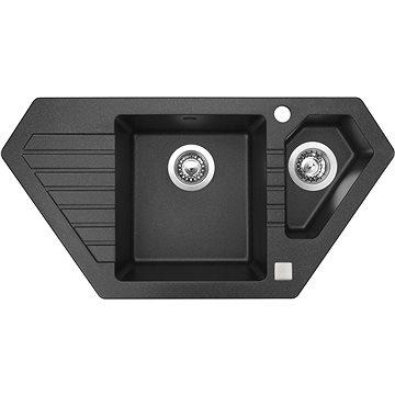 Sinks BRAVO 850.1 Granblack (8596142001699)
