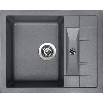 Sinks CRYSTAL 615 Titanium (8596142000210)