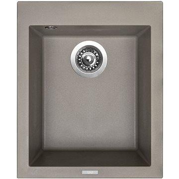 Sinks CUBE 410 Truffle (8596142006489)