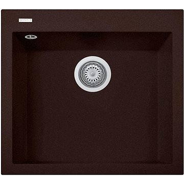 Sinks CUBE 560 Marone (8596142006526)