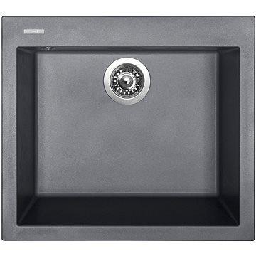 Sinks CUBE 560 Titanium (8596142006557)
