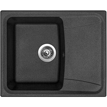 Sinks FORMA 615 Metalblack (8596142006748)