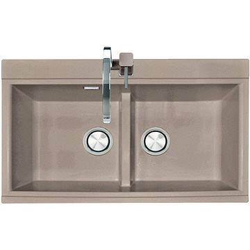 Sinks KINGA 860 DUO Truffle (8596142006885)