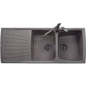 Sinks MATIS 1184 DUO Titanium (8596142006953)