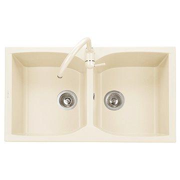 Sinks NAIKY 860 DUO Sahara (8596142007295)