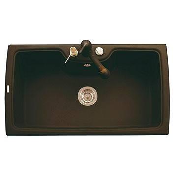 Sinks NAIKY 880 Marone (8596142007349)