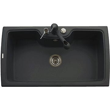 Sinks NAIKY 880 Metalblack (8596142005895)