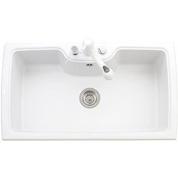 Sinks NAIKY 880 Milk (8596142007356)