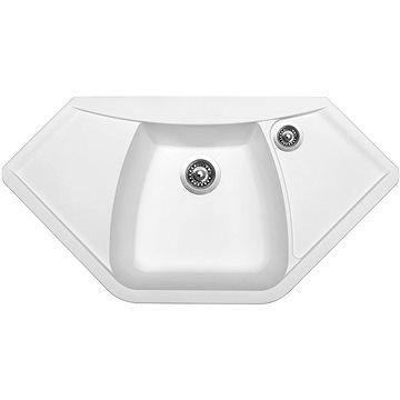 Sinks NAIKY 980 Milk (8596142007431)