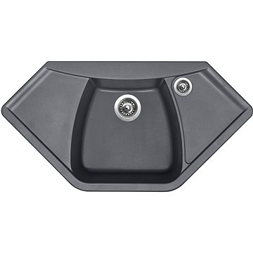 Sinks NAIKY 980 Titanium (8596142007455)