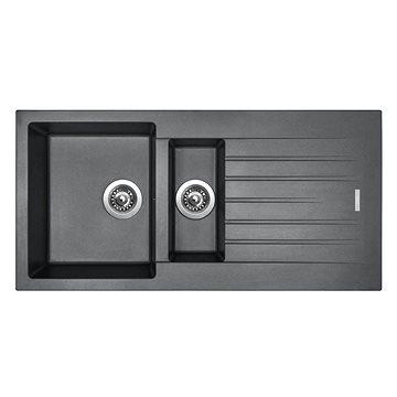 Sinks PERFECTO 1000.1 Titanium (8596142020287)
