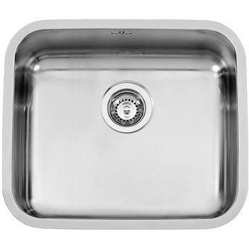 Sinks BELÉM 540 V 0,8mm spodní leštěný (8596142003648)