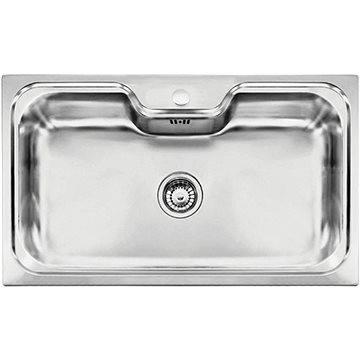 Sinks BIG 860 V 1,0mm leštěný (8596142003679)