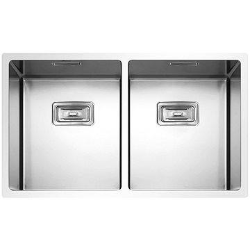 Sinks BOX 755 DUO FI 1,0mm (8596142004041)