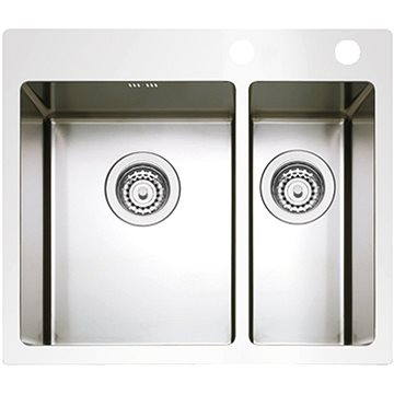 Sinks BOXER 585.1 RO 1,2mm (8596142003990)