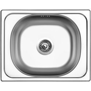 Sinks CLASSIC 500 V 0,5mm matný (8596142001989)