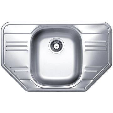 Sinks CUPID 780 V 0,6mm matný (8596142002146)