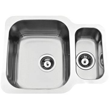 Sinks DUO 571.1 V 1,0mm otočný leštěný (8596142003259)