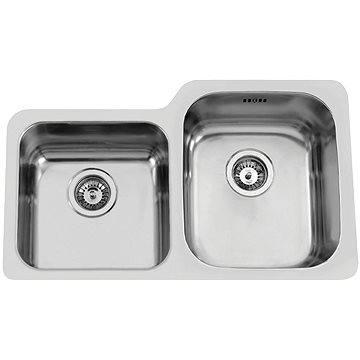 Sinks DUO 755 V 1,0mm pravý leštěný (8596142004416)