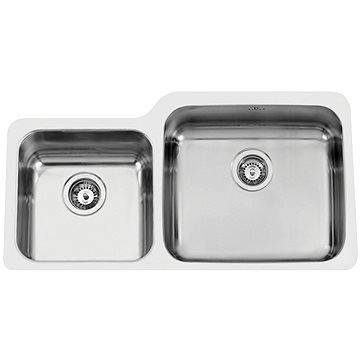 Sinks DUO 865 V 1,0mm pravý leštěný (8596142004362)