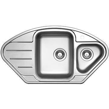 Sinks LOTUS 945.1 V 0,8mm leštěný (8596142003082)