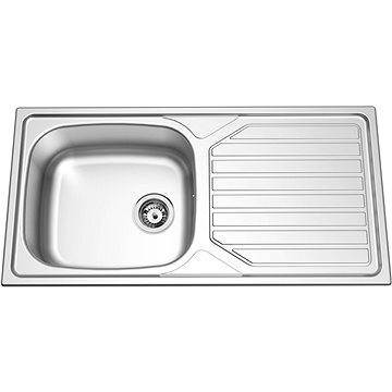 Sinks OKIO 1000 XXL V 0,6mm leštěný (8596142004638)