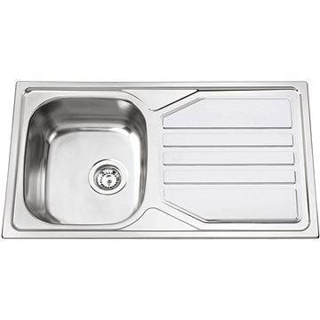 Sinks OKIO 860 XL V 0,6mm leštěný (8596142004904)