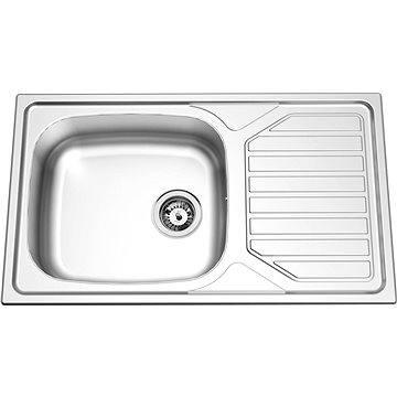 Sinks OKIO 860 XXL V 0,6mm leštěný (8596142004614)