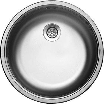 Sinks RONDO 435 M 0,6mm matný (8596142002245)