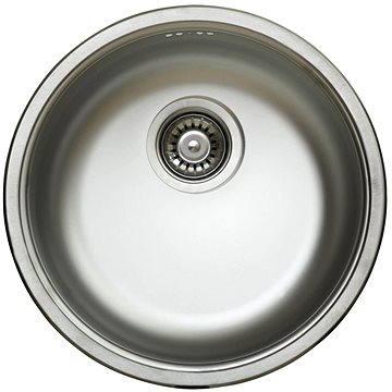 Sinks RONDO 435 V 0,6mm matný (8596142002238)