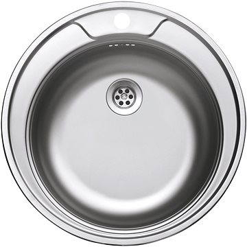 Sinks RONDO 510 M 0,6mm matný (8596142002207)