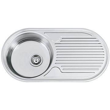 Sinks SEMIDUETO 847 M 0,6mm leštěný (8596142005260)